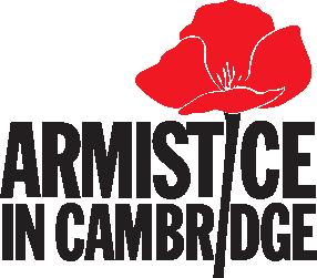 Cambridge in Armistice logo