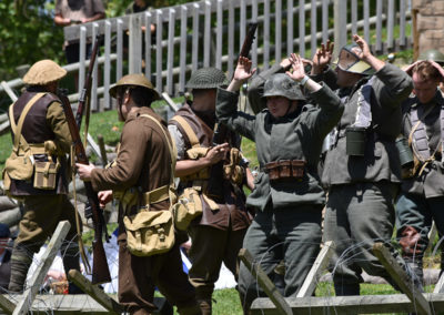 Armistice in Cambridge NZ: 2018 Military Battle Victory