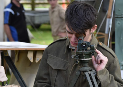 Armistice in Cambridge NZ: 2018 Range Finder