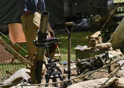 Armistice in Cambridge NZ: 2018 Display Mortar
