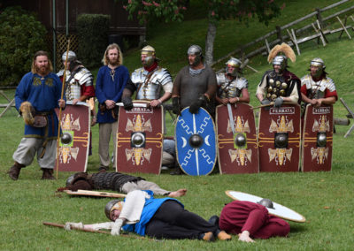 Armistice in Cambridge NZ: 2018 Roman Victors