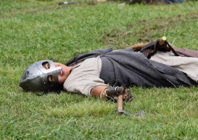 Armistice in Cambridge NZ: 2018 Medieval Combatant