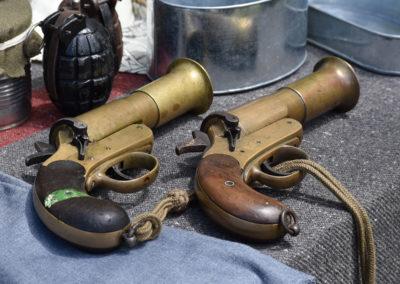 Armistice in Cambridge NZ: 2018 Display Pistols