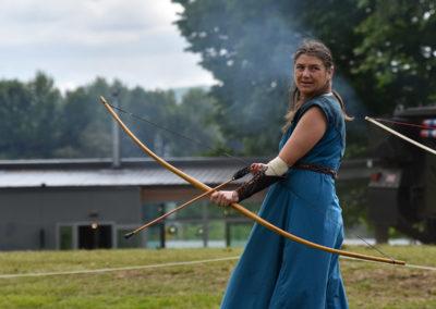 Armistice in Cambridge NZ: 2018 Archery