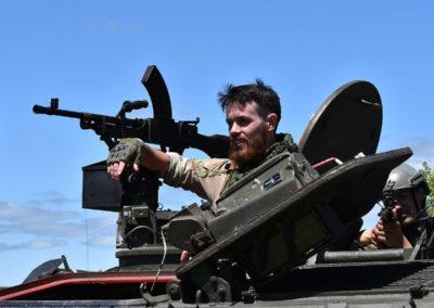 Armistice in Cambridge NZ: 2018 Tank Rides