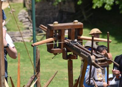 Armistice in Cambridge NZ: 2018 Medieval Crossbow