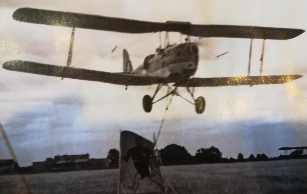 Tiger Moths at War!